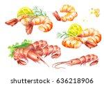 Shrimp Compositions Set....