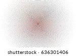 dark red vector banners set of...   Shutterstock .eps vector #636301406
