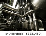 industrial zone  steel... | Shutterstock . vector #63631450