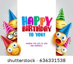 Happy Birthday Vector Design...