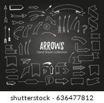 hand drawn vector illustration  ... | Shutterstock .eps vector #636477812