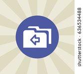 file icon. sign design....
