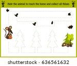 cartoon illustration of... | Shutterstock .eps vector #636561632