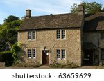 Typical Cotswolds Cottage In...