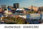october 28  2016   baltimore... | Shutterstock . vector #636601382