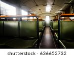 Second Class Compartment Of An...