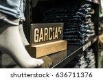roermond  netherlands 07.05... | Shutterstock . vector #636711376