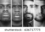 beautiful group of people | Shutterstock . vector #636717775