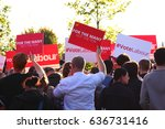 morley  leeds  england   9th... | Shutterstock . vector #636731416