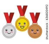 Set Championship Medals Comic...