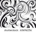 decorative background with...