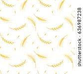 vector seamless pattern...   Shutterstock .eps vector #636987238