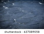 ripples on the water | Shutterstock . vector #637089058