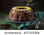Chocolate Bundt Cake With...