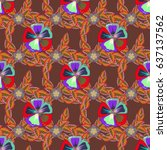 abstract elegance vector...   Shutterstock .eps vector #637137562