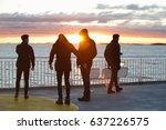 bodo  norway   october 2016  a... | Shutterstock . vector #637226575
