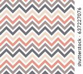 chevrons abstract pattern...   Shutterstock .eps vector #637227076