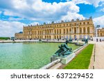 Versailles  France   May 25 ...