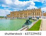 Versailles  France   May 25 ...