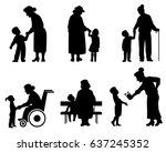 vector illustration of a... | Shutterstock .eps vector #637245352
