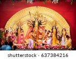 mumbai  india   october 8  2016 ... | Shutterstock . vector #637384216