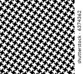 Seamless Vector Hounds Tooth...