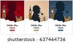 Set Of Sherlock Holmes Posters...