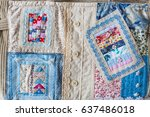 Fashion  Handcraft  Patchwork ...