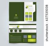 abstract flyer design... | Shutterstock .eps vector #637535038