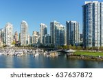 vancouver canada   may 6  2017  ...   Shutterstock . vector #637637872
