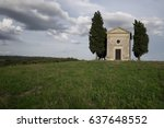 The Chapel Of The Vitaleta...