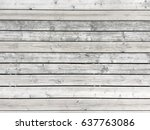 natural unfinished wooden...   Shutterstock . vector #637763086