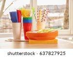 Colorful Plastic Ware For...