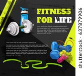 poster fitness for life in the