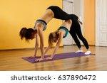 photography of sportswomen...   Shutterstock . vector #637890472