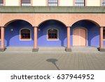 rotterdam  the netherlands  ... | Shutterstock . vector #637944952