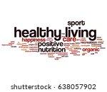 vector concept or conceptual... | Shutterstock .eps vector #638057902