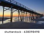 Atlantic Beach Pier Sunrise Ii