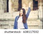rome   november 13   2016   a...   Shutterstock . vector #638117032