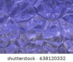 abstract lilac creative... | Shutterstock . vector #638120332