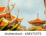 Buddhist Temple In Ho Chi Minh...