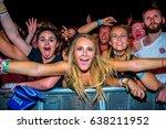 benicassim  spain   jul 14  the ... | Shutterstock . vector #638211952