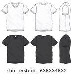 vector illustration of black...   Shutterstock .eps vector #638334832