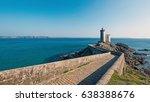 phare du petit minou in... | Shutterstock . vector #638388676