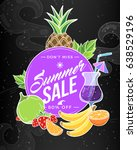 Summer Sale Fruit Juice And...