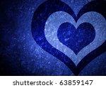Love Pattern Background