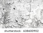 old vintage gray white wall...   Shutterstock . vector #638600902