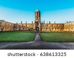 Tom Tower Of Christ Church ...