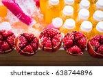 street food thailand... | Shutterstock . vector #638744896