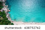 sea and the beach | Shutterstock . vector #638752762